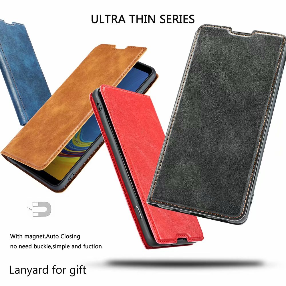 Ultra Thin Flip Magnetic Phone Case For One Plus 7 Pro Case Leather Vintage Wallet Case For Oneplus 7 Pro Cover Card Slot