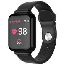 B57 waterproof sport For IOS Android phone smartwatch Blood pressure functions <strong>smart</strong> <strong>watch</strong>