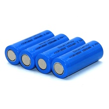 Factory promotional 3.7V 1500mAh icr 18500 li-ion rechargeable <strong>battery</strong>