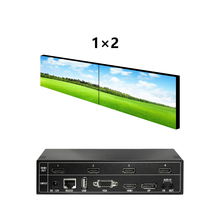 1X2 2x1 TV video wall controller 1x2 2x1 video wall controller โปรเซสเซอร์