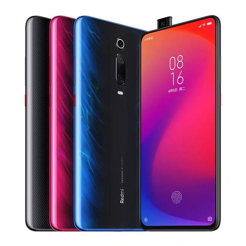 Xiaomi Redmi K20 Pro 8GB 128GB Snapdragon 855 6.39 Inch MIUI <strong>10</strong> FullScreen 2340 <strong>x</strong> 1080 48MP Dual Camera NFC