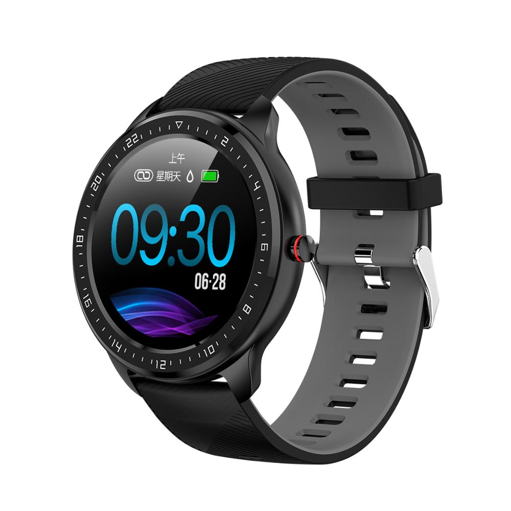 Smart Watches New Arrivals 2020 Outdoor Hiking Smart Watch <strong>Z06</strong> Abnormal Heart Rate Alarm Smart Bracelet With SDK