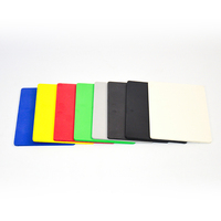 3mm Colorful Waterproof Pvc Foam Board, Eco-Friendly Customized Sized Pvc Foam Board