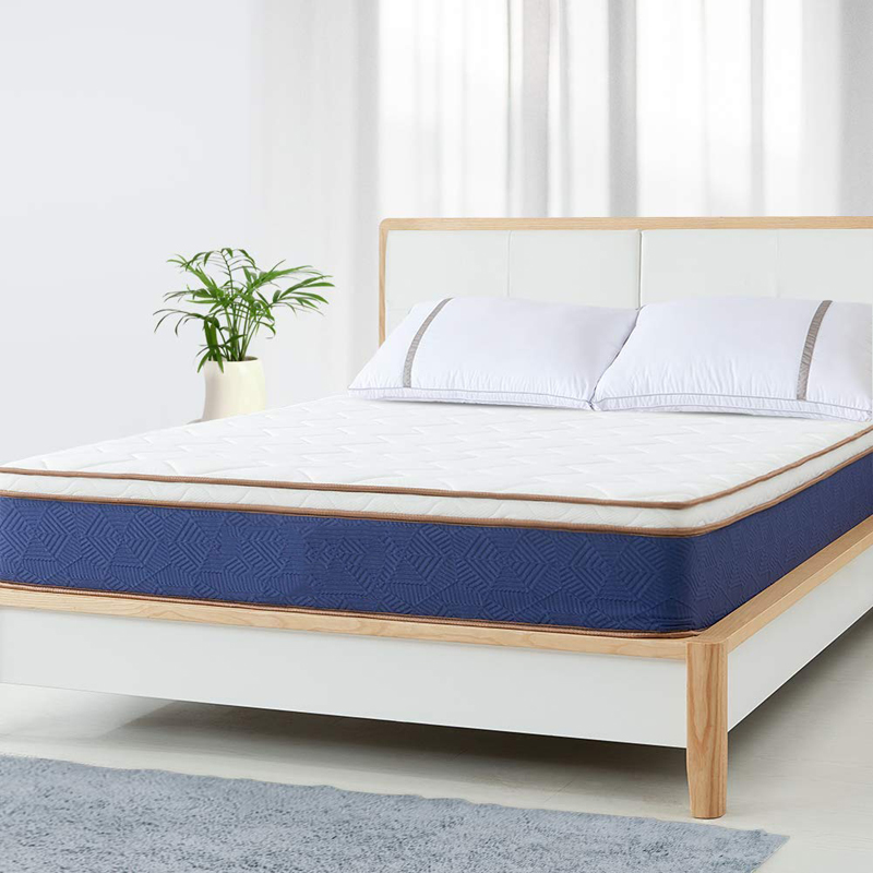 pocket spring mattress customized Bedroom Furniture roll in the carton - Jozy Mattress | Jozy.net