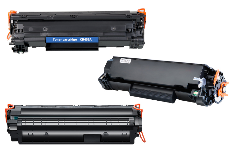 China Supplier Toner Cartridge 35A 435A CB435A For P1005 1006 1100 1102 1102W