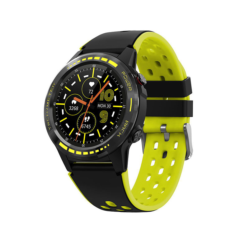 New Gps Smart Watch Fitness Tracker Full <strong>Screen</strong> Ip67 Waterproof Smartwatch Sim Card Heart Rate Smart Watch Remote Control