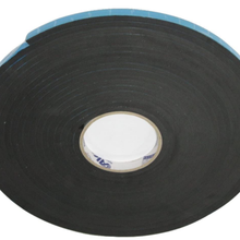 Foam double sided adhesive structural glazing tape black 3.2mm thick <strong>X10</strong> mm wideX15m