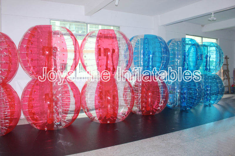 Outdoor Sports Toys 1.5m PVC Inflatable Bubble Soccer Bumper Ball Human Body Bump Pit Bumperball Bounce Balls For Sale