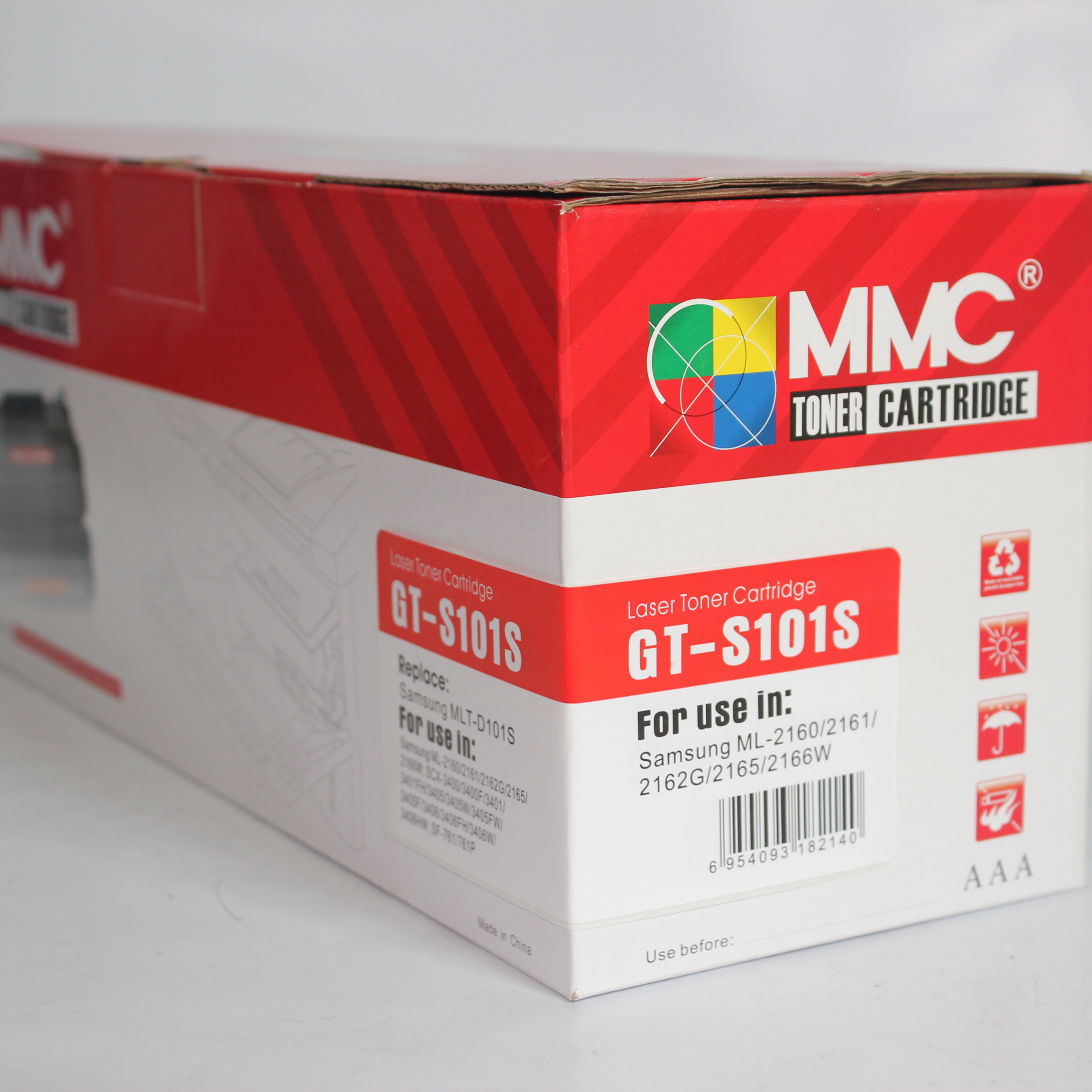 MMC Compatible toner cartridge mlt-<strong>d101s</strong> for <strong>samsung</strong> scx-3401