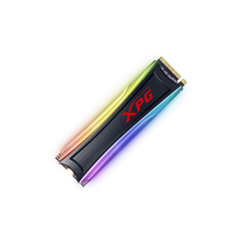ADATA S40G internal 512GB <strong>RGB</strong> M.2 SSD for laptop and desktop