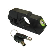 Motorcycles and Electromobile Scooter Aluminium Alloy Security Lock