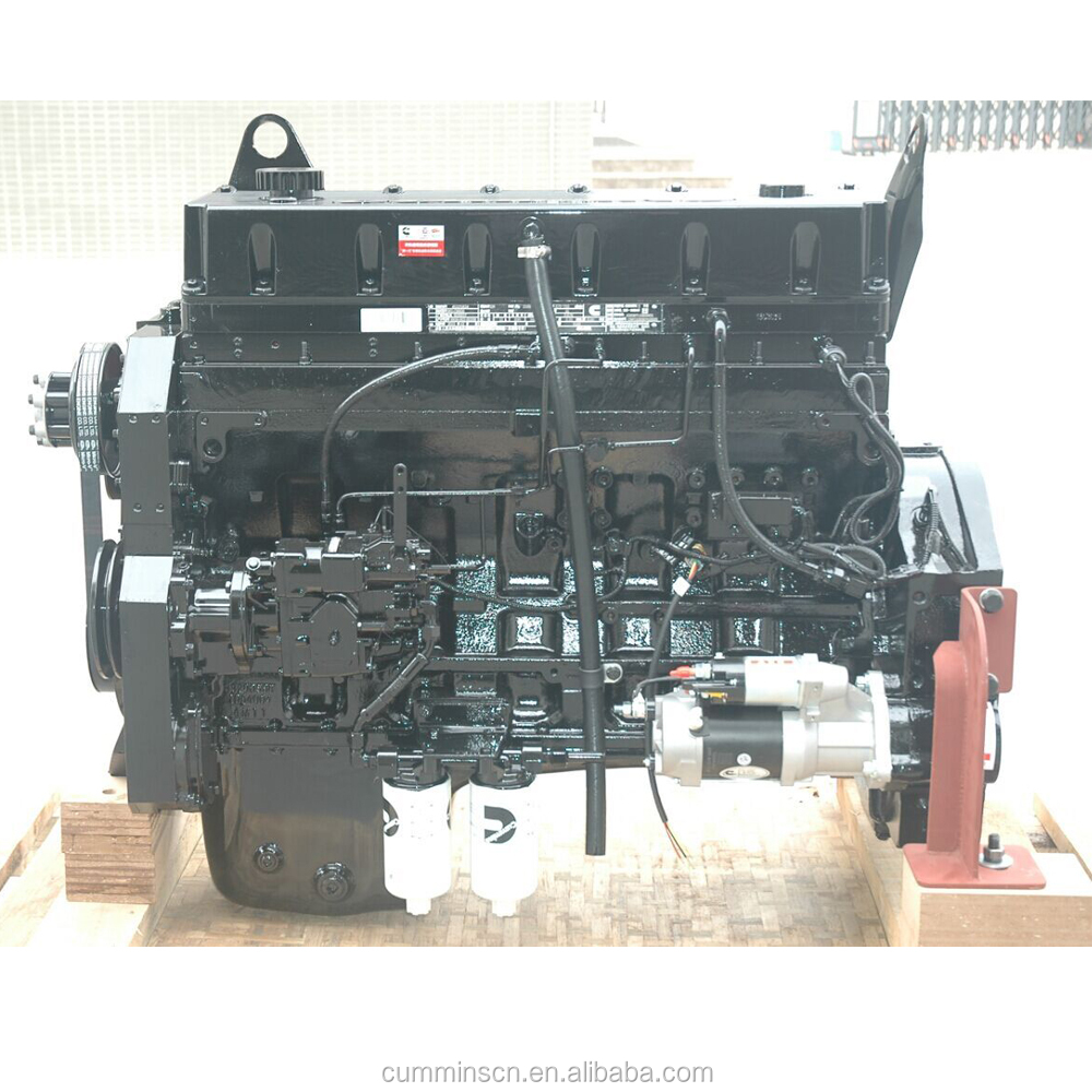 Cummins M11-C300 diesel engine of Dalian crane Engine for construction machinery