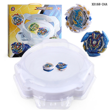 Original Beyblades Burst Toys Set 4D Metal Battle Stadium Arena Spinning Top with Launcher B133 B134 B135