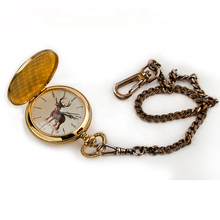 private label promotional gift arabic number roman numerals quartz chain pocket watch
