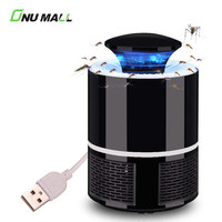 2020 Chemical-Free Bug Zapper LED Mosquito Repellent Trap Lamp Electric Mosquito Killer Lamp