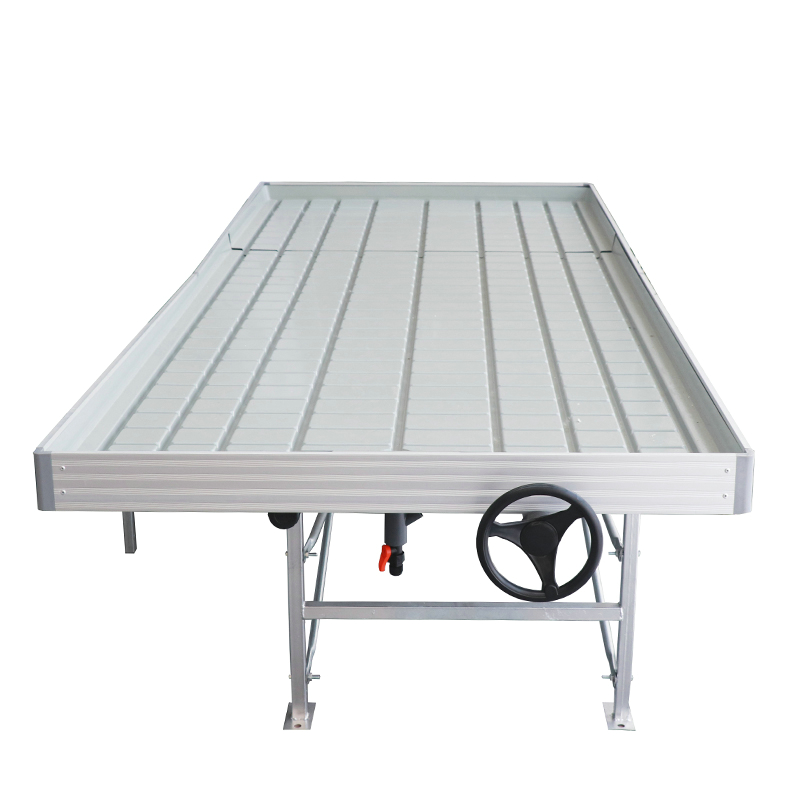 Overseas wholesale suppliers best hydroponic system water collection tray and table <strong>p</strong>