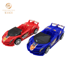 Kids funny birthday party plastic gift <strong>friction</strong> sports inertia car