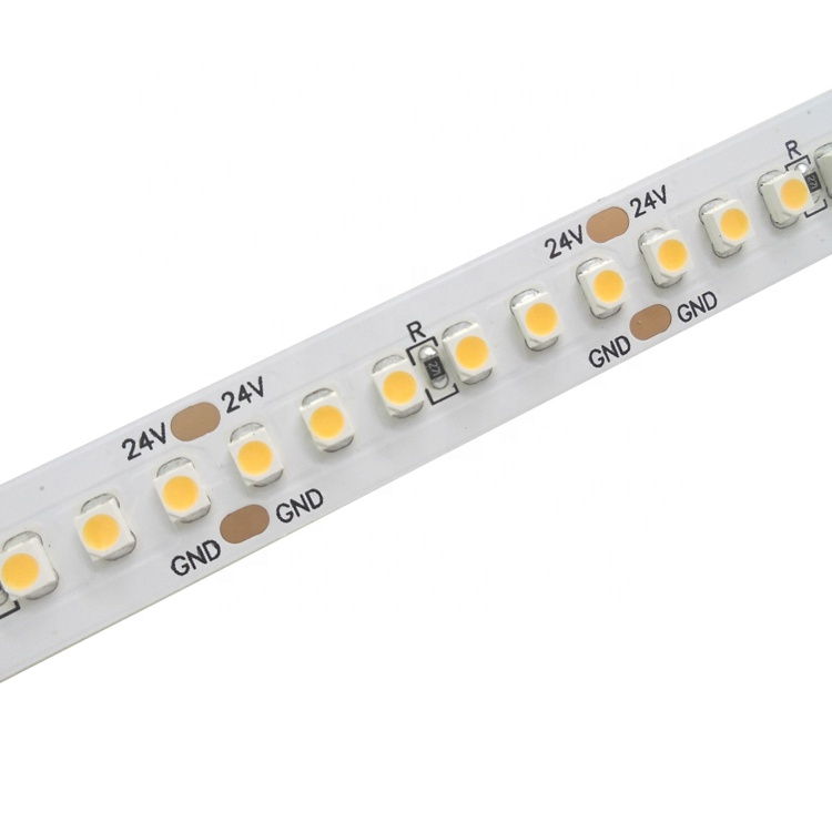 16.4FT 5M 180 <strong>LED</strong> per meter 24Volt SMD 3528 14.4W Ra90 2700K <strong>led</strong> strip light