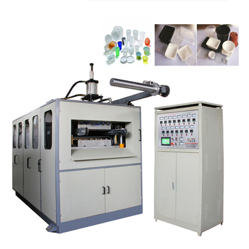 Automatic Disposable  Plastic Cup Thermoforming Making Machine