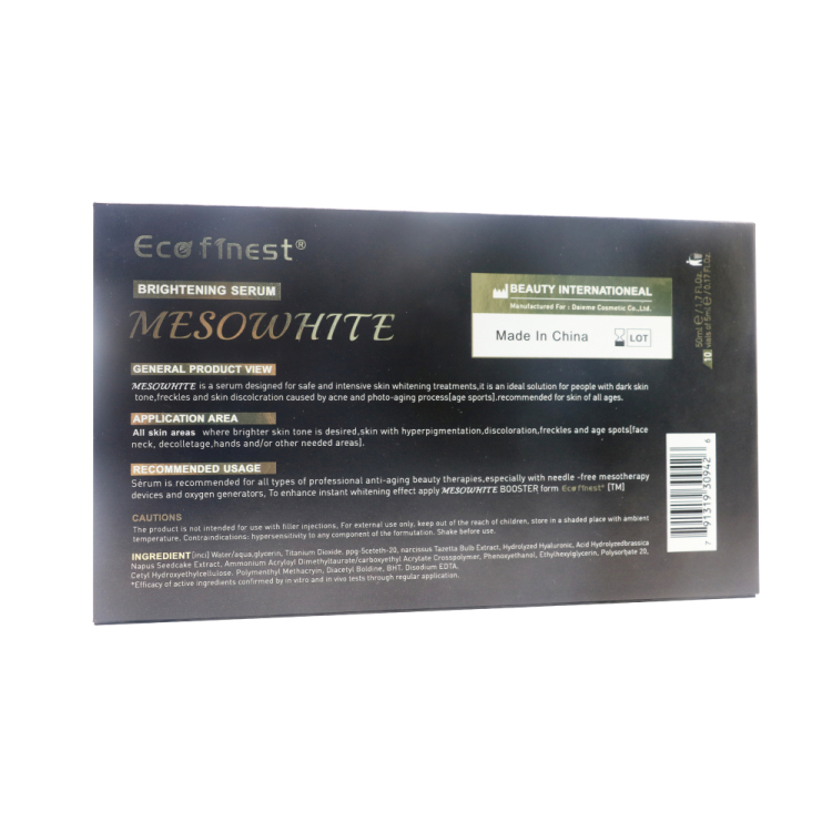 ECO finest Anti Wrinkle Brightening Hyaluronic Acid Serum