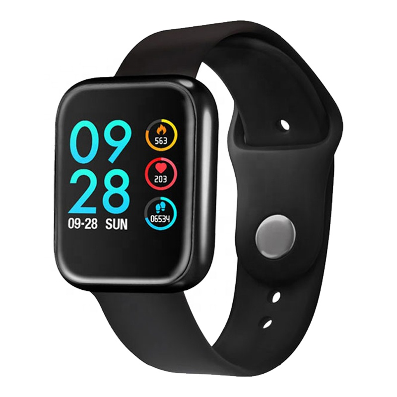 Hot selling Touch Screen Smart Watch Clock Pedometer Sleep Monitoring Smart Watch for Android And Apple Phone