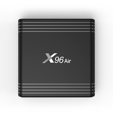X96 air smart 8k tv box 4gb 32gb Android9.0 tv box Amlogic s905x3 X96air Android media <strong>player</strong>