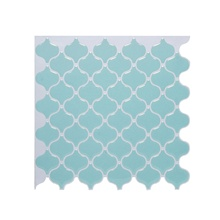 Home <strong>Decor</strong> Peel and Stick Lantern Mosaic Tile Kitchen <strong>Bathroom</strong> Backsplash 3D <strong>Wall</strong> Tile PU Waterproof