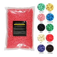 FDA certificated depilatory wax beads hot film hair removal hard wax beans 1000g