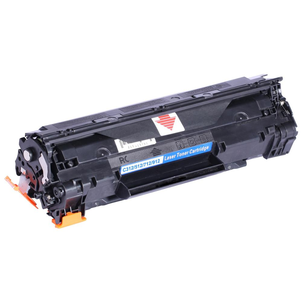 Skyhorse Compatible Toner Cartridge for Canon CN-CRG312 512 712 912, Work for HP LaserJet <strong>P1005</strong> P1006 Canon LBP3018 3010 3100