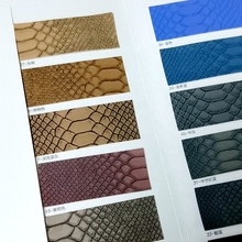 2020 snake skin PVC leather for ladies <strong>handbag</strong>