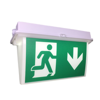 Running Man Sign Door Board Price Emergency Exit Signage Requirement