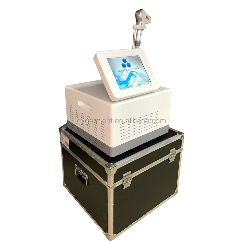 High quality Ipl hair removal 808nm diode laser beauty machine