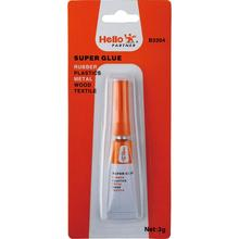 2019 Hello Partner Hot sale 3g high quality super glue multi-purpose <strong>adhesive</strong>