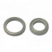High precision substitute 35*47*7mm thin wall deep groove ball bearing 61807