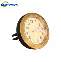 <strong>100</strong>% New Brand Best Selling Household Automobile Decoration Perfume <strong>Car</strong> Quartz Clock