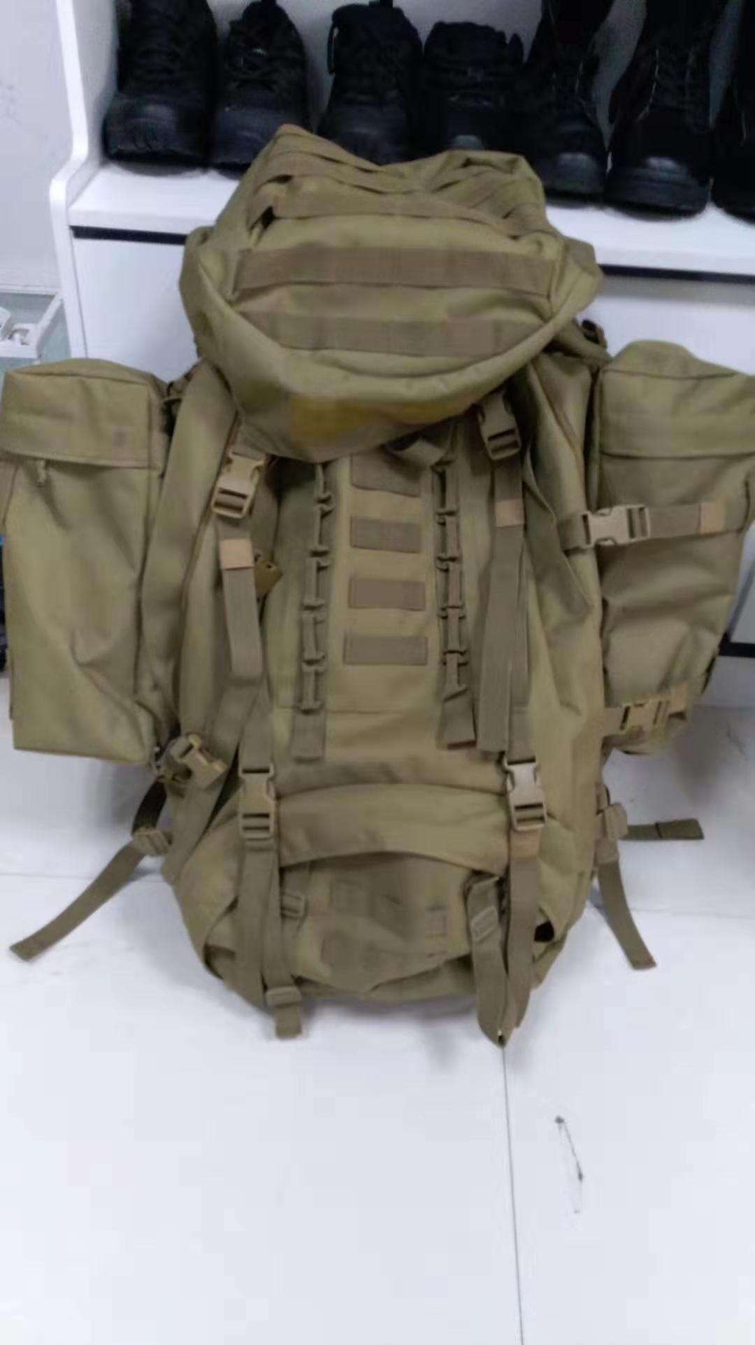 Factory Direct Supply Large Volume Multi-function Tactical Military Russian Backpack
