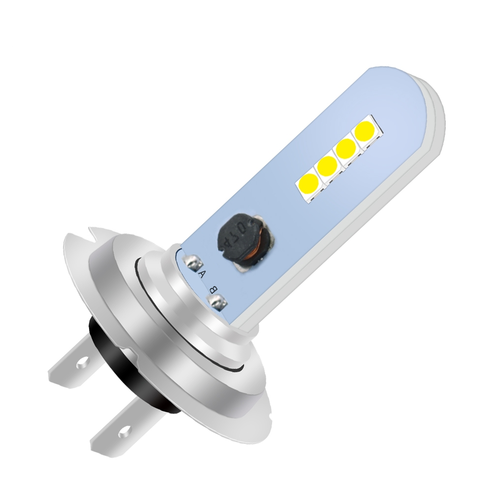 Wholesale Amazon Hot Sales 500LM <strong>h10</strong> <strong>blue</strong> led fog light <strong>bulbs</strong> 9145 h1 smd SX033