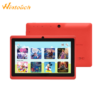 china high quality Cheap Android Tab q88 7 Inch Kids Education Tablet Pc