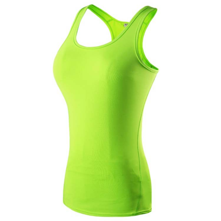 Dry fit spandex Wholesale Women Sexy Gym Solid Sleeveless Running custom Fitness Yoga women's sport tank tops
