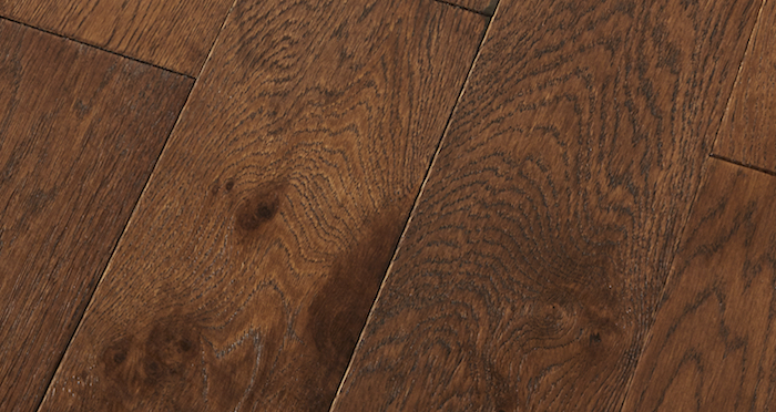 Dark color water-proof engineered wood flooring for home