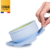Eco-friendly Heat Resistant BPA Free Suction Silicone Baby Feeding Bowl