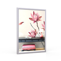 advertising display light box aluminum frame outdoor