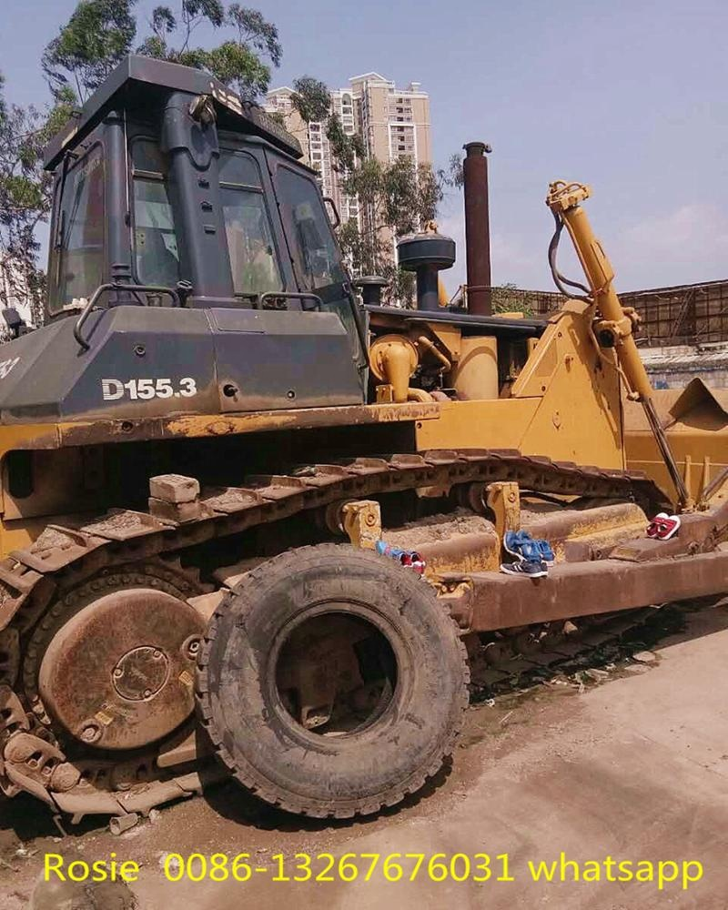 komastu <strong>bulldozer</strong> <strong>D155A</strong>-3 used condition on sale