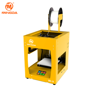 Stable Printing Xyz Axis Dual Screw Single Head Desktop 3D Printer