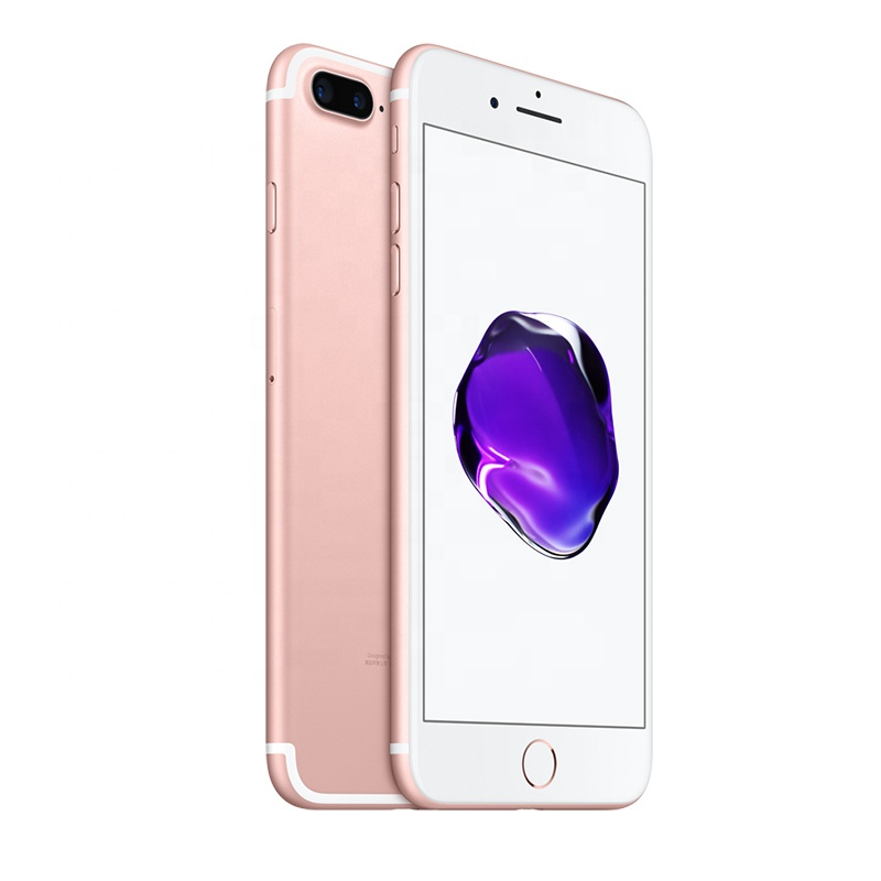Original4G phone <strong>apple</strong> Iphone7 plus smart phone iOS 10 Retina IPS LCD capacitive 5.5 inches Quad-core 3+32G mobile phone