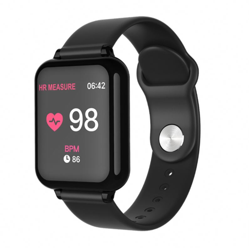 2019 Best Sell B57 Smart Watch Waterproof Smartwatch With Blood Pressure And Heart Rate Also Have <strong>A1</strong>