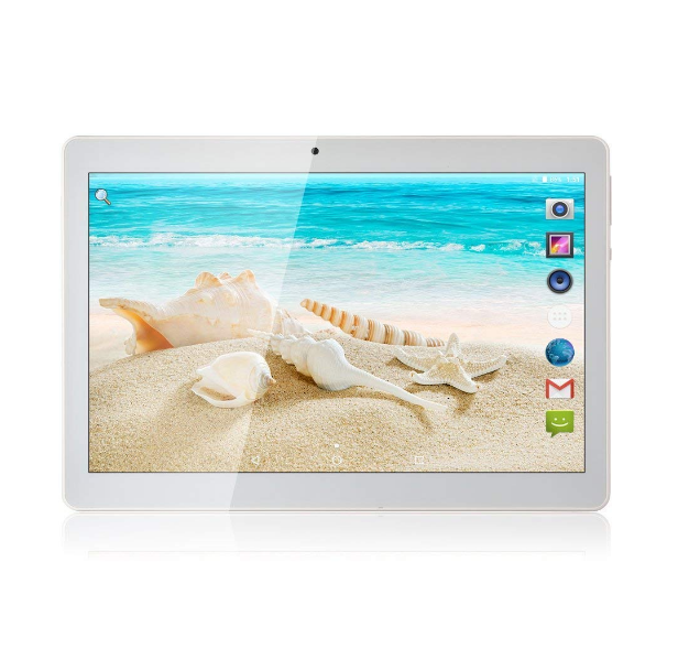 <strong>10</strong> inch Android 7.0 Tablet Unlocked Pad with Dual SIM Card Slot <strong>10</strong>.1&quot; IPS Screen 4GB RAM 64GB ROM