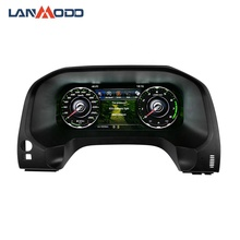 Lanmodo Radar Sensor Full LCD Prado Instrument Cluster With Full Color Night Vision System