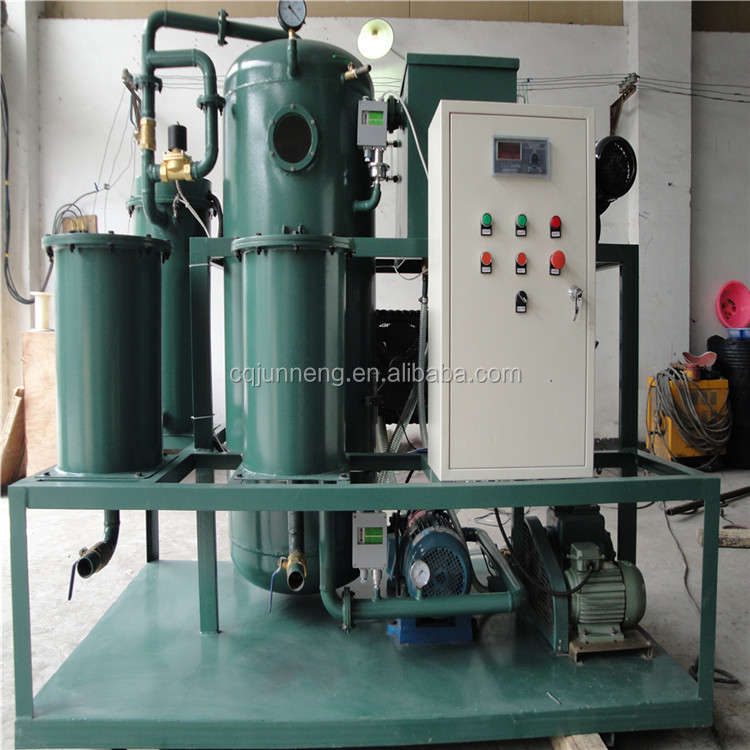 ZLA-30 Potable And Easy Operation Dirty Insulation Oil Filter Factory
