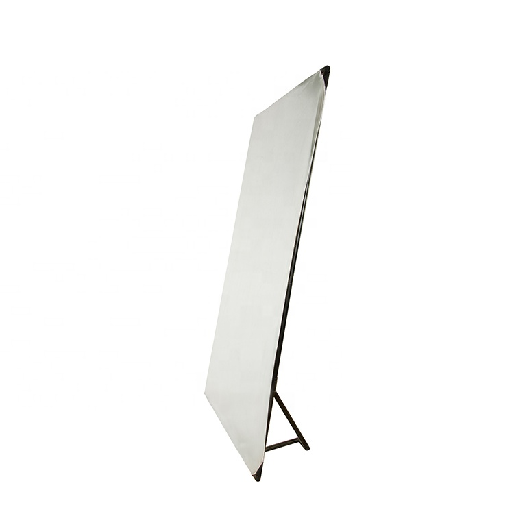 Yuehjnba Photographic Reflector Multifunctional Five-in-one Photography Reflect Plate Square Reflector Foldable Portable Equipment 8080cm with 2 Handles Suitable for Photographers